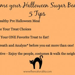 5 Tips to Tame the Halloween Sugar Beast!