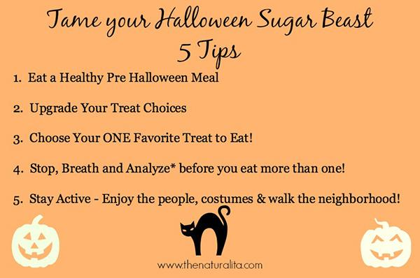 5 Tips to Tame the Halloween Sugar Beast!