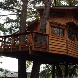 Five Things I LOVED About Staying in a Treehouse