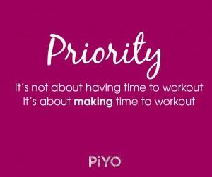 Priority PiYo