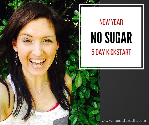 New Year NO SUGAR – Free 5 Day Kickstart