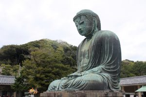 Giant Buddha, Kamakura, Japan, Travel, Gluten free travel, wanderlust, healthy travel