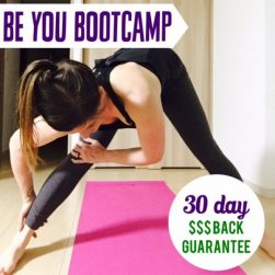 Be YOU Online Bootcamp