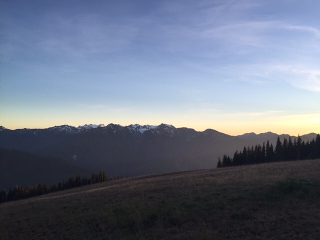 hurricane ridge, national park, girl trip, healthy travel, mom travel, hiking, PNW