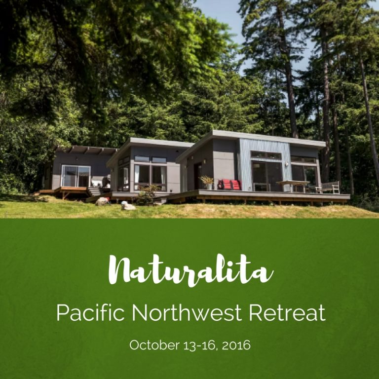 Naturalita Pacific Northwest Retreat