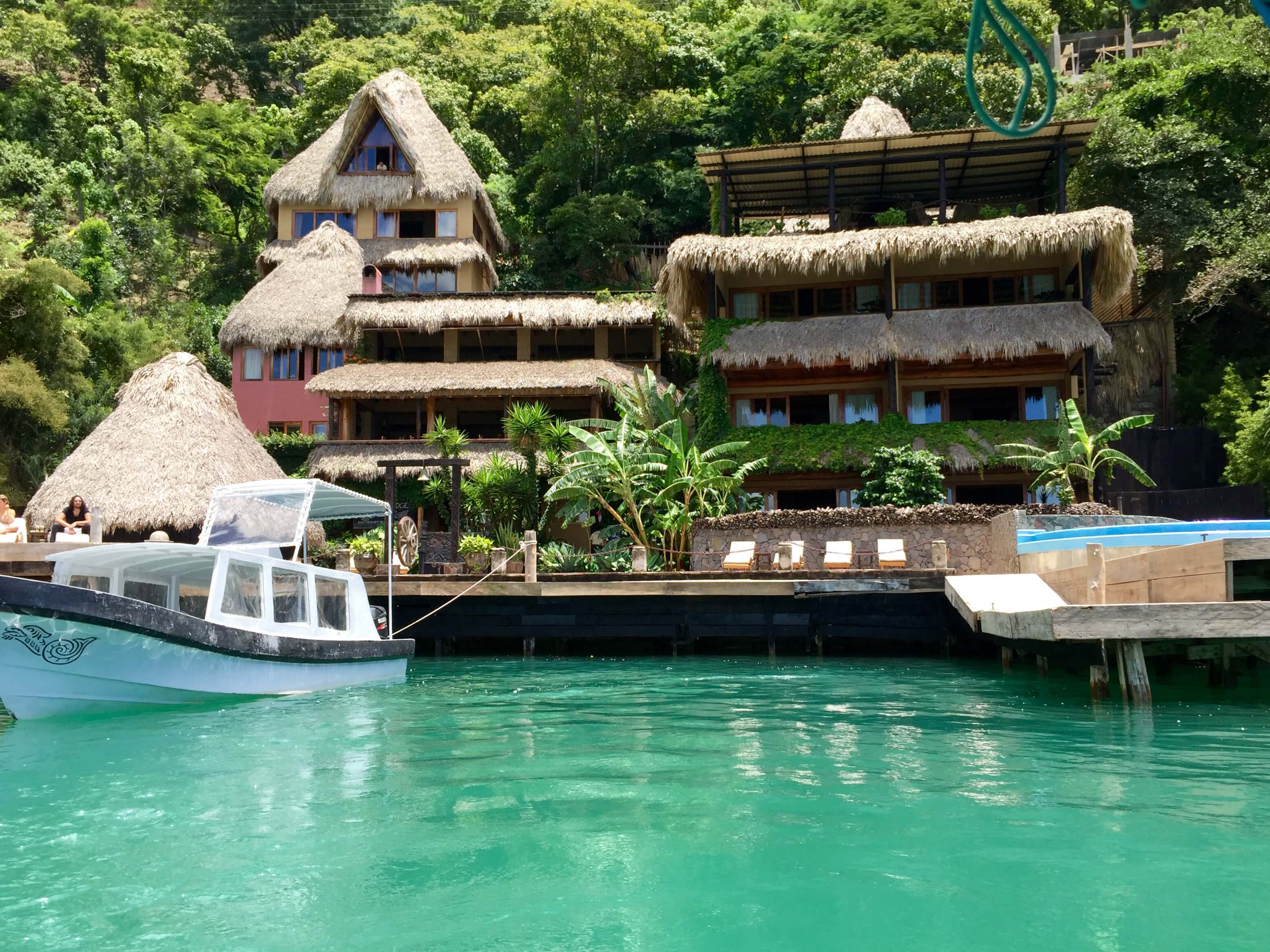 Secluded Guatemalan Eco-Resort with Mayan Charm