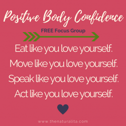 Positive Body Confidence FREE Group