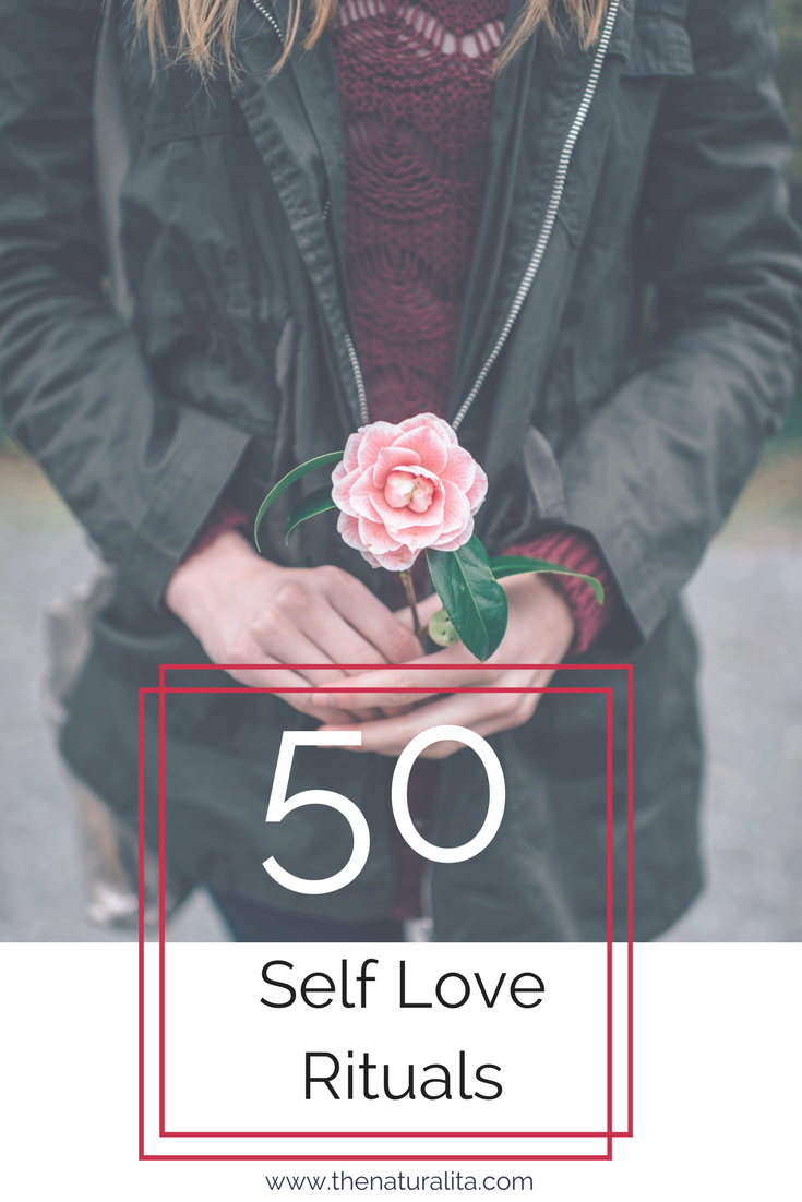 50 Simple Self-Love Rituals