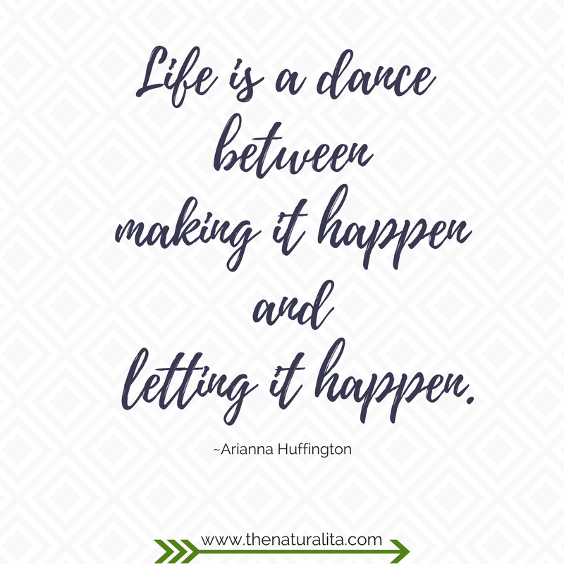 Life is a balance, dance, Life balance, arianna huffington quotes