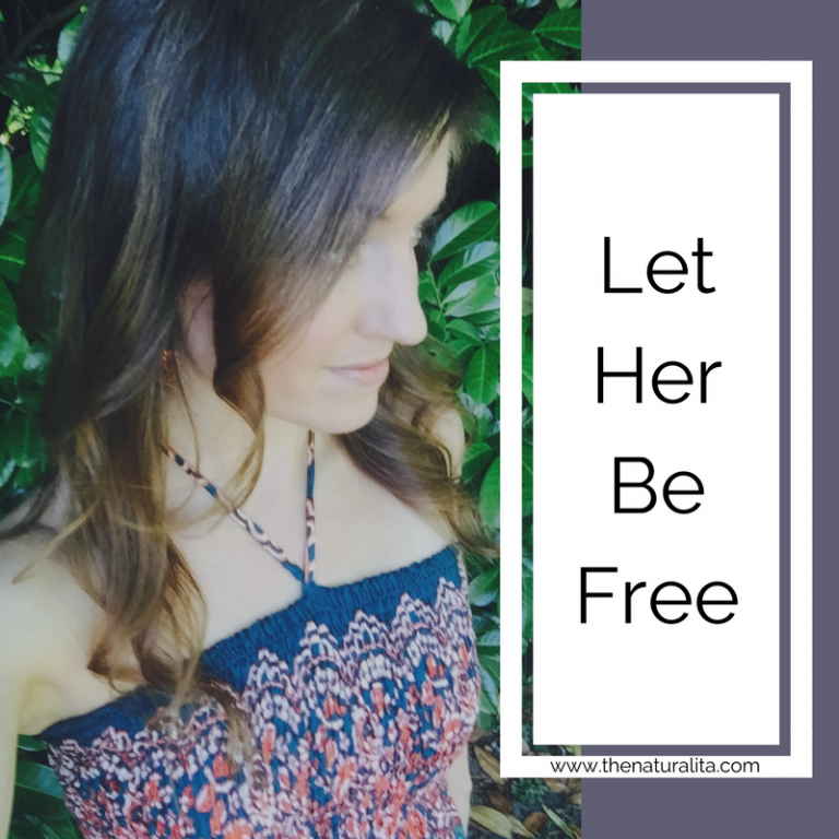 Let Her Be Free.