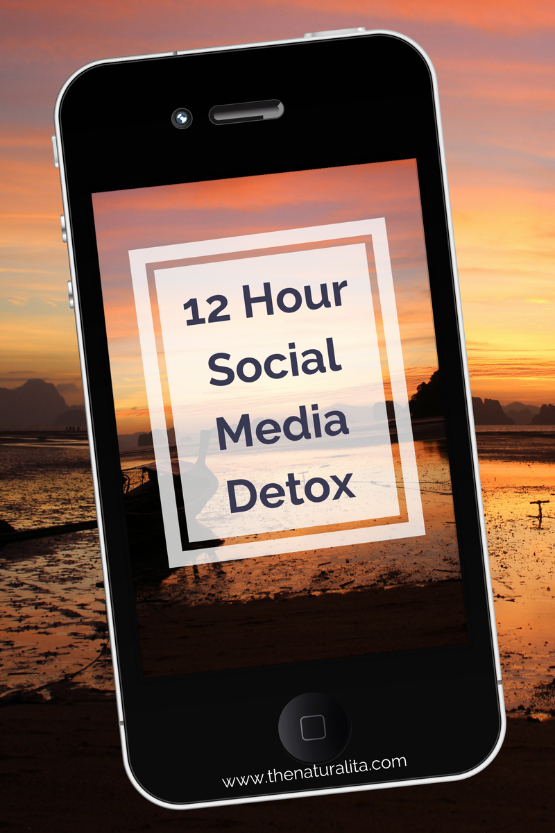 social media detox, unplug, silent hours, morning routine, healthy morning routine, stop comparison, online entrepreneur