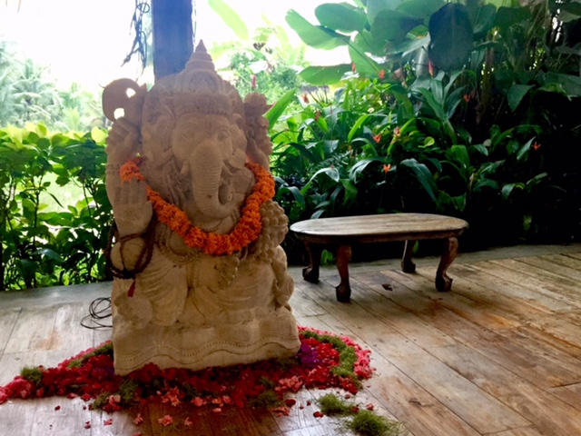 Ganesh, Bali Yoga, Zuna Yoga, Silent Hours, Yoga Teacher Training, Ubud, YTT