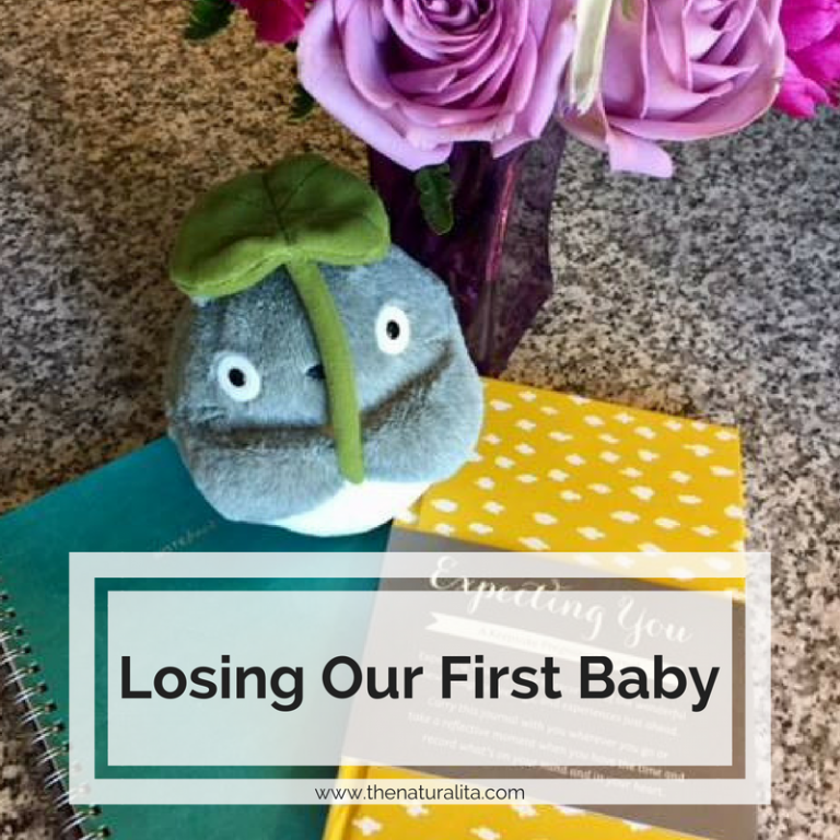 Losing Our First Baby